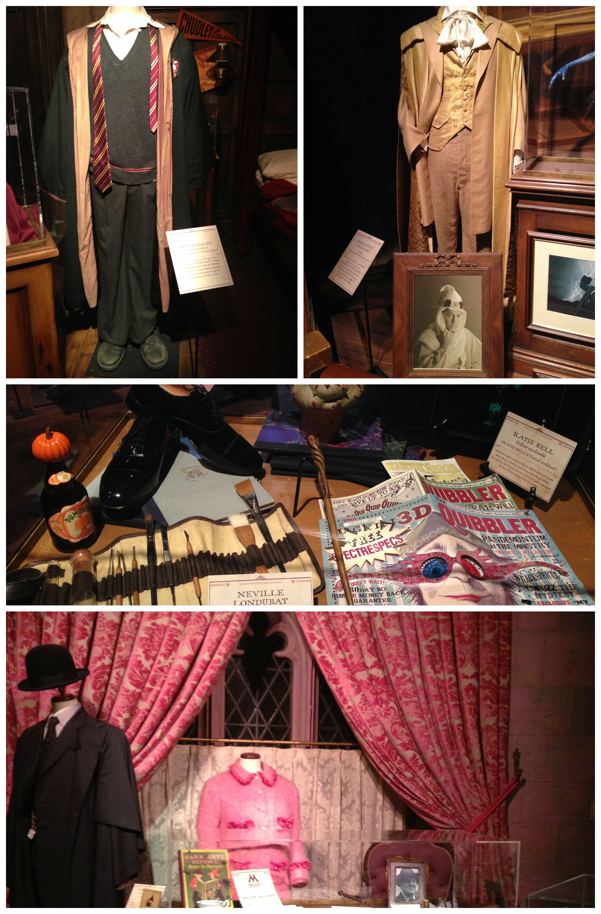 exposition Harry Potter