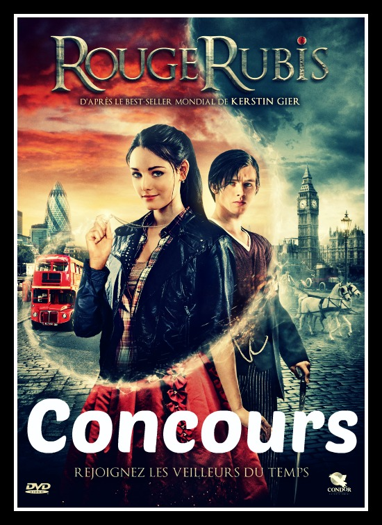 concours rouge rubis