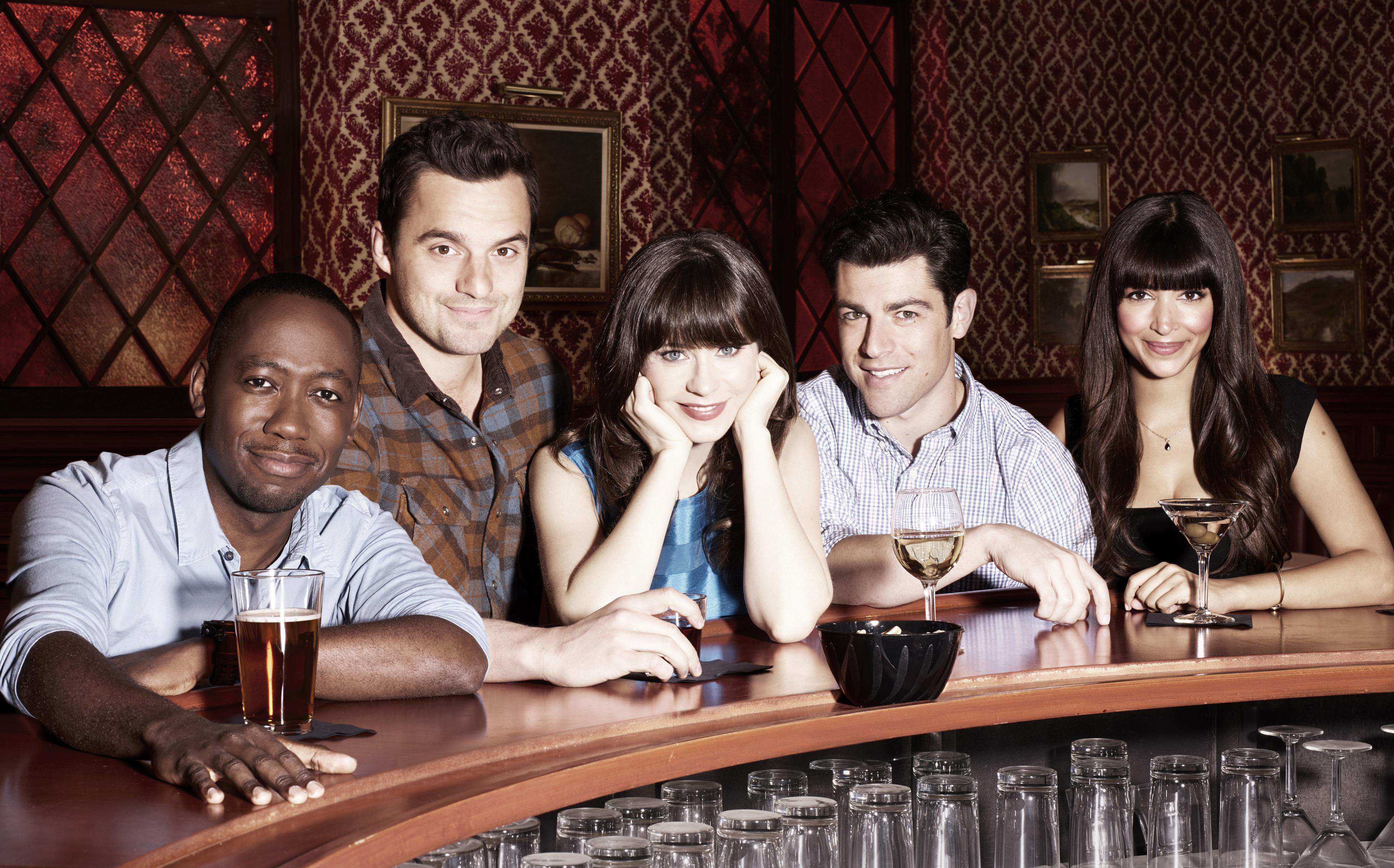 New girl - Saison 3 ⋆ Smells like rock