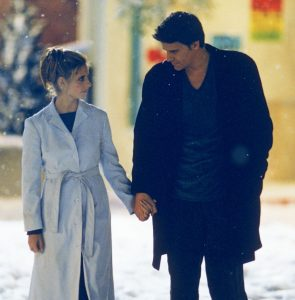 Buffy et Angel - Buffy contre les vampires