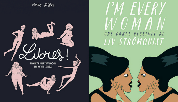 Instant BD #3 : Libres ! & I'm every woman