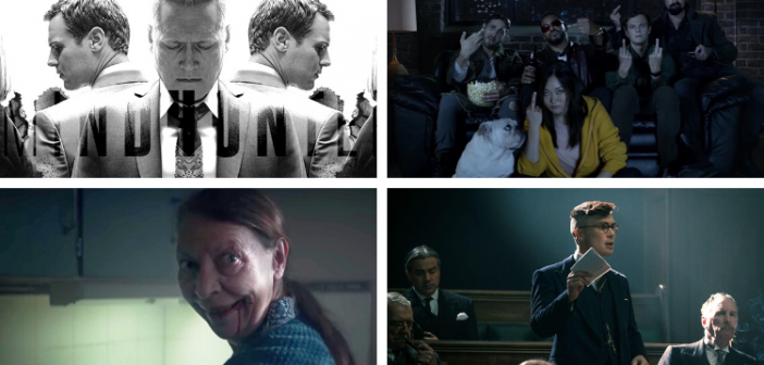 Point série : Mindhunter (2), The Boys (1), Marianne (1) & Peaky Blinders (5)